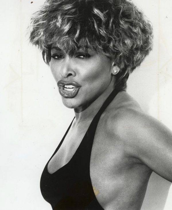wyjątkowe akcesoria do wystroju wnętrz Tina Turner Fotografia Herb Ritts