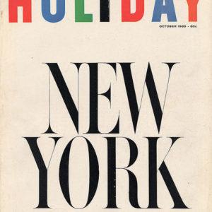 holiday magazine new york